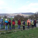Märzwanderung von Leidenhofen nach Roßberg