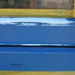 Kunststoff nicht durchgefärbt sondern nur mit eingefärbter Oberfläche.  Oberflächen je...