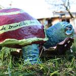 Prout la tortue qui mange trop de choux vendue