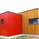Holzrahmenhaus Mittweida