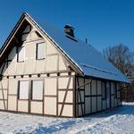 Fachwerkhaus in Lugau