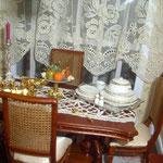 Mesa y sillas de JBM: mundominiatura