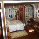 Espejo, escritorio y silla de JBM: Mundo Miniatura