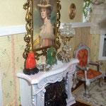 Buda de mi cuñada Isabel; resto de accesorios decorativos de Viti López: El Rastrillo de Viti