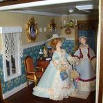 Vestidos y accesorios femeninos realizados por Pedro Trigos: pedrete miniaturas