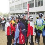 Zwenkau: 12. April 2014 warten auf Start