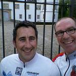 Training: 07.05.2015 Radfahren kann so glücklich machen.....
