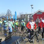 05. April bis 09. April Etappenfahrt und RTFs in Zwenkau und Leipzig