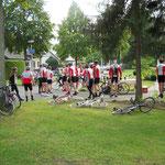 Training: 21.08.2014 Diziplin Schnellfahren