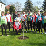 "Zwenkau: 12. April 2014 nochmal ""unser Pflaumenbaum"" in Zwenkau"