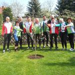 """Zwenkau: 12. April 2014 Da ist er """"unser Pflaumenbaum"""""""