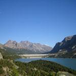 Lago San Giacomo di Fraele