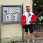 """Training: 16.04.2015 der Schaukasten an """"unsere Eisdiele"""""""
