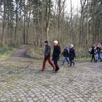 Wandern mit Willi