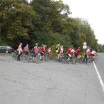 23.08.2014 CTF Strecke Kontrollfahrt