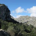 """""""Photopoint"""" auf dem Weg zum Puig major"""