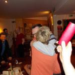10.04.2015 Zwenkau: Herzliches Willkommen Freitags Abends