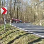 Etappenfahrt nach Zwenkau