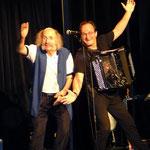 Les musicopathes sur scène!