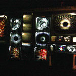 Wall of virtual monitors, photo: Sam