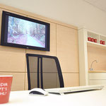 Hörgerätezentrum Gabriele Jütz, Filiale: Arbeitsplatz Anpassraum