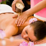 Rhythmische Candle Massage