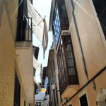 Les rues espagnoles..