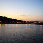 De retour au port Espagnol..