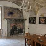 Palazzo Passi, Villongo; Sala B, 1 - Ciro Indellicati - Polisèmica