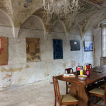 Palazzo Passi, Villongo; Sala B, 4 - Ciro Indellicati - Polisèmica