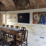 Palazzo Passi, Villongo; Sala A, 2 - Ciro Indellicati - Polisèmica
