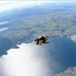 Tandem Skydive Taupo - the world from the top! :-)