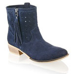 Fraiche Velourleder-Boot € 69,95 Humanic