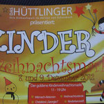 Schwabacher Kinderweihnachtsmarkt 2012