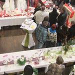 Hochzeitsmesse Roth,Stand Ancole