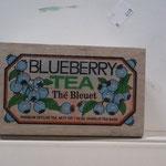 Thé bleuet