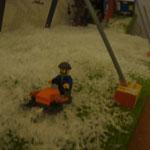 Schneemacher bei einer V3ee Lanze