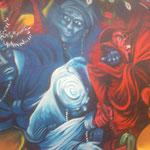 graffiti ilustración Madrid