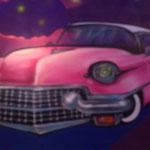 graffiti coche madrid