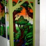 interior graffiti en madrid