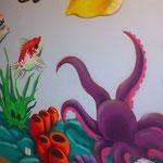 graffiti acuario madrid