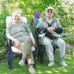 Das Ehepaar Heitmann / Schwager und Schwester