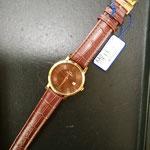 デルマ紳士用腕時計