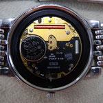 スイス製腕時計で電池交換承り№2のロンジン。