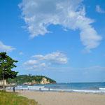 サーフスポット「小豆浜」