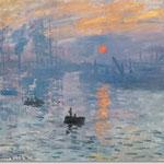 Claude Monet: Impression, aufgehende Sonne, 1872