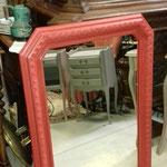 Ancien miroir relooké