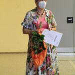 Ilse Stiefel wurde zur Ehrenvorsitzenden geehrt
