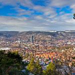Jena, Blick vom Dietrichstein