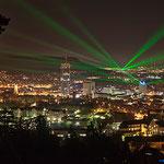 Jena, Laser vom Landgraf, Lange Nacht der Wissenschaften